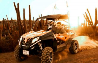 Explore the west side of the island with this exciting UTV Expedition
